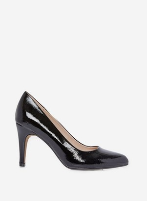 Dorothy Perkins Womens Black 'Deedee' Comfort Court Shoes, Black