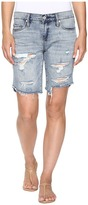 Blank NYC Longer Bermuda Shorts in Chills and Thrills