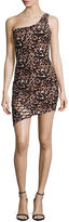 Trixxi Sleeveless Leopard Bodycon Dress-Juniors
