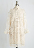 Anna Sui Intricate Vision Dress