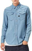 G-Star Raw Tacoma Indigo Flannel Shirt
