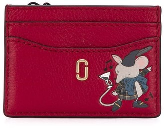 Marc Jacobs The Snapshot Mouse card case
