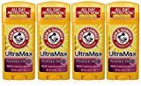 Arm & Hammer Arm and Hammer Ultramax Deodorant and Antiperspirant - Powder Fresh, 2.60 Ounce (Pack of 4)