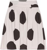 Paul & Joe Spot Short Skirt
