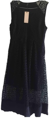 Supertrash Black Lace Dress for Women