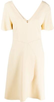 Stella McCartney Flared Mini Dress