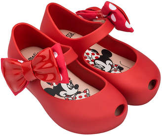 Mini Melissa Mini Ultragirl + Minnie Flat