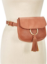 INC International Concepts Tassel Fanny Pack, Created for Macy's