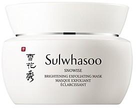 Sulwhasoo Snowise Brightening Exfoliating Mask