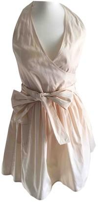 Jill Stuart Yellow Cotton Dress for Women