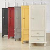Inspire Q IQ KIDS Preston Wooden Wardrobe Storage Armoire