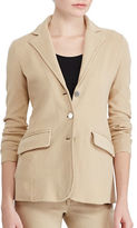 Lauren Ralph Lauren Petite Three-Button Sweater Jacket