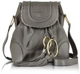 See by Chloe Polly Leather Shoulder Bag w/Tassels