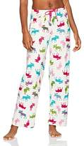 Hatley Little Blue House by Women's Jersey Pants Pyjama Bottoms