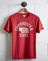Tailgate Men's Nebraska Cornhusker State T-Shirt