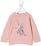 Stella McCartney cartoon print sweatshirt