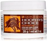 SuperNail super nail Hoofer's Choice Hoof Nail and Cuticle Cream, 1 oz (28g)