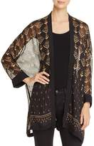 Vince Camuto Art Deco Print Kimono Jacket - 100% Exclusive
