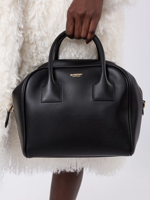 Burberry Small Cube Top Handle Bag