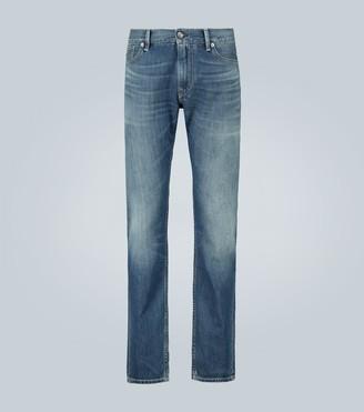 Ralph Lauren Purple Label Five pocket slim jeans