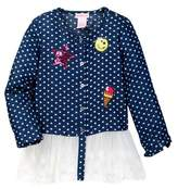 Design History Chambray Top (Toddler & Little Girls)