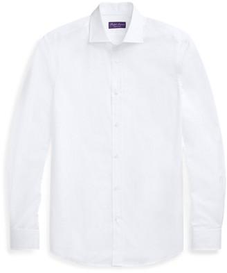 Ralph Lauren Tailored Fit Poplin Shirt