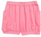 Tea Collection Infant Girl's Cotton Bubble Shorts