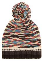 Missoni Cashmere and wool-blend beanie