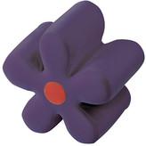 Purple Flower Ottoman