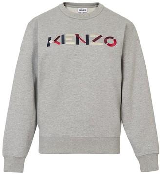 Kenzo Sweatshirt Logo