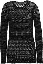 Isabel Marant Dulcie crocheted cotton top