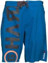 Reebok Mens One Series Power Nasty Lightweight 1 Shorts Blue Sport