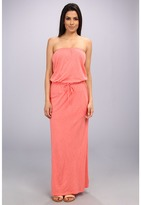 C&C California Slub Jersey Maxi Dress