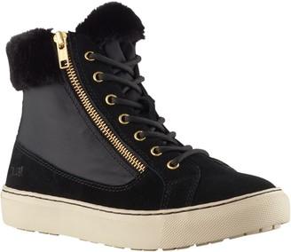 Cougar Suede Hi-Top Waterproof Sneakers - Dublin