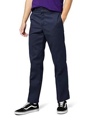 Dickies Men's 874 Original Work Pant Sports Trousers, Navy Blue/Marineblau, 34W/34L