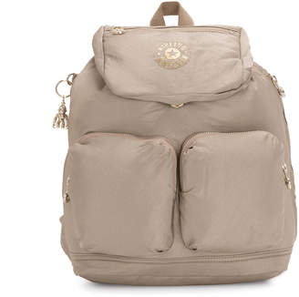 Kipling Elijah Medium Metallic Backpack