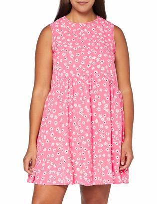 Tommy Jeans Women's TJW Printed Drop Waist Dress