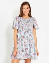 Dotti Ivy Shirred Tunic Dress