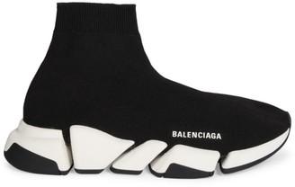 Balenciaga Speed 2 Sock Sneakers