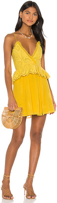 Tularosa Jordina Mini Dress