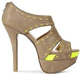 Betseyville by Betsey Johnson Luna Star-Detailed Platform Shoes