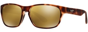 Maui Jim Polarized Sunglasses, 271 Mixed Plate