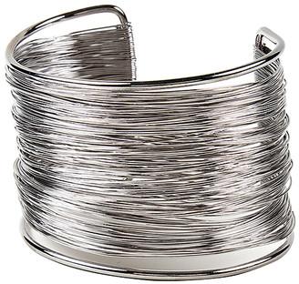 Amrita Singh Women's Bracelets Silver - Silvertone Kimora Cuff