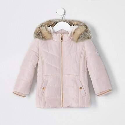 113401172 River Island Girls' Outerwear - ShopStyle