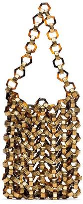 Cult Gaia Mia link chain bag