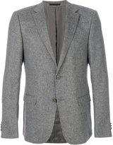 Z Zegna classic blazer - men - Polyamide/Cupro/Wool - 48