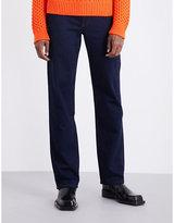 Calvin Klein Regular-fit straight jeans