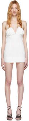 Jacquemus Off-White La Robe Bambino Dress