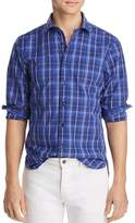 The Men's Store at Bloomingdale's Plaid Regular Fit Shirt - 100% Exclusive