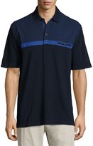 Neiman Marcus Classic Polo Shirt, Indigo